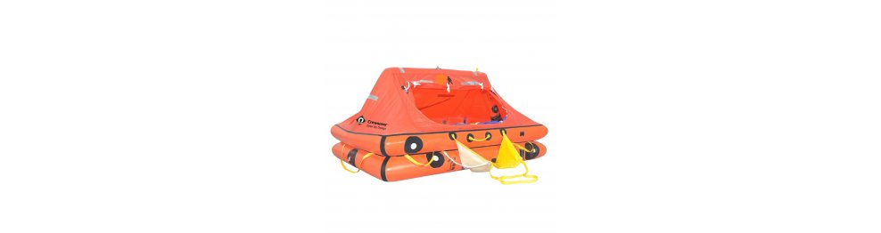 Crewsaver Recreational Liferafts