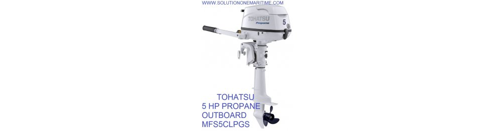 Propane Outboards