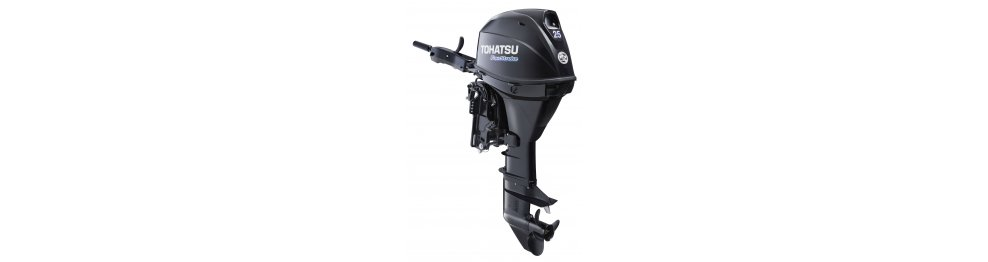 Tohatsu Outboards 25 HP- 30 HP