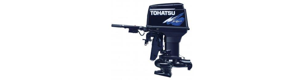 Tohatsu Jet Outboards