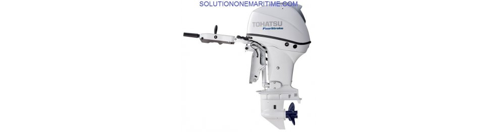 Tohatsu Outboards 50 HP
