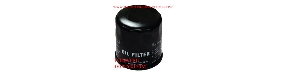 Tohatsu Nissan Filters, Oil, Fuel & Air