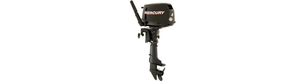 Mercury Portable Outboards 2.5 hp - 6 hp