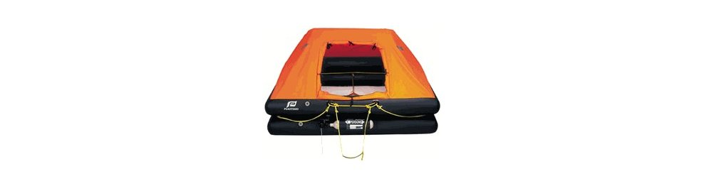PLASTIMO LEISURE & YACHTING LIFE RAFTS