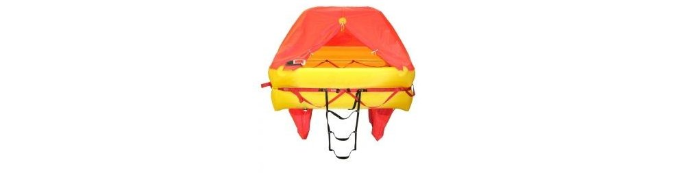 Zodiac Leisure, Yachting & ISAF LIFE RAFTS