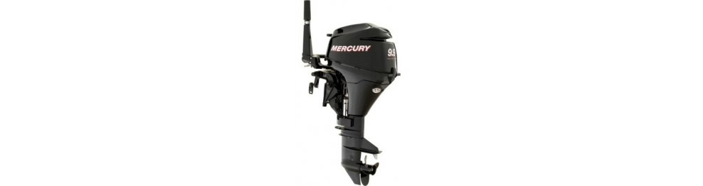 Mercury Portable Outboards 8 HP - 9.9 HP