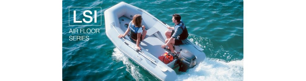 Air Floor Achilles Inflatable Boats