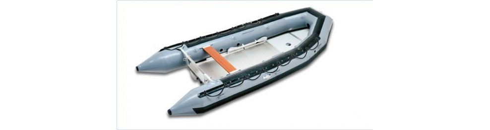 Professional and Rescue Achilles Inflatable Boats